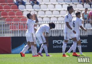 Real Madrid Castilla - Getafe B: puesta de largo de Valdebebas