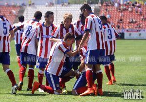 Rayo Vallecano B - Atlético de Madrid B: nuevo derbi para el filial colchonero