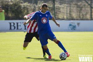 La SD Huesca fracasa en Urritxe