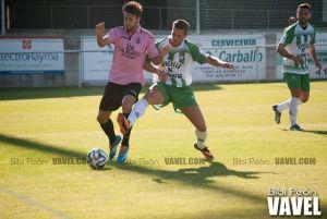 Burgos CF - UD Somozas: tarde de estrenos en El Plantío