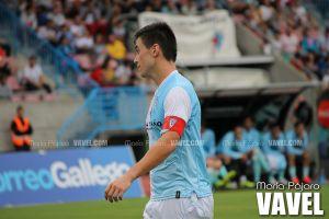 El Compostela gana y convence ante un flojo Burgos