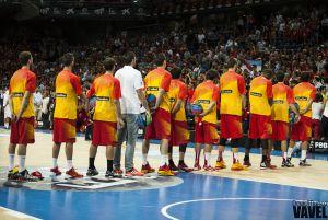 Resumen 1ª jornada Grupo A: victorias de Serbia, Brasil y España