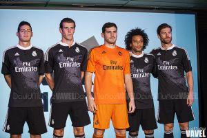 El Real Madrid estrenará la camiseta del dragón ante el Ludogorets