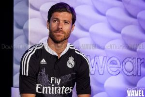 """Xabi Alonso: """"No fue fácil salir del Real Madrid, es un gran club"""""""