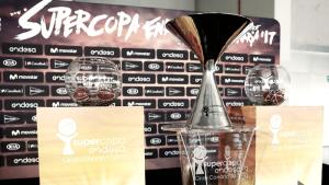 Valencia y Unicaja se volverán a ver las caras en la Supercopa