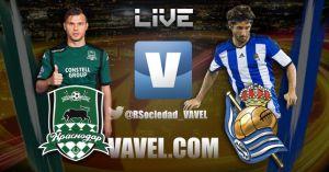 Europa League 2014 en vivo: FC Krasnodar vs Real Sociedad en directo y online