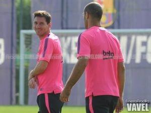 Levante - FC Barcelona: puntuaciones FC Barcelona, jornada 4