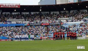 Fotos e imágenes del Real Zaragoza - Osasuna de la segunda jornada de la Liga Adelante