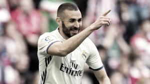 """Benzema: """"Lo que hago en el Madrid desde hace ocho años habla por sí solo"""""""