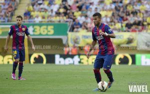 Un Barça más vertical se impone en el Martínez Valero