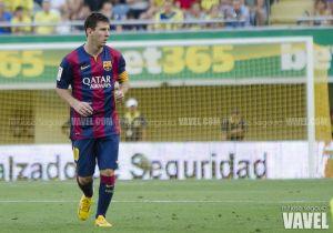 Messi decide cómo y cuándo