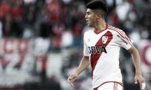 """Exequiel Palacios: """"Mi sueño es afianzarme en primera y creo que voy bien"""""""