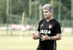 Ney Franco sinaliza possíveis mudanças no time titular do Sport em jogo contra Náutico