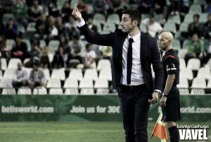 """Velázquez: """"Estoy contento por el pase y por cómo sigue creciendo el equipo"""""""