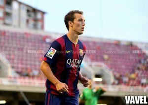 Racing - Barcelona B: puntuaciones Barça B, jornada 8 de la Liga Adelante