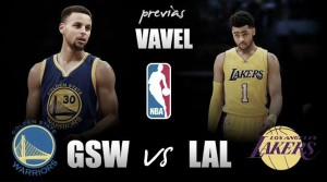 Previa Lakers - Warriors: todo o nada en el Staples Center