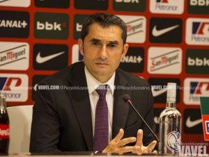 """Ernesto Valverde: """"Vamos con una obligación tremenda"""""""