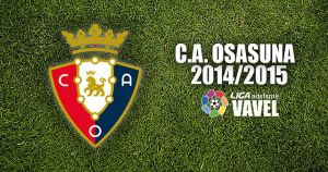 Club Atlético Osasuna 2014/2015: objetivo ascenso