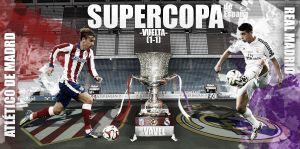Atlético de Madrid - Real Madrid: superderbi y superfinal para elegir al mejor de España