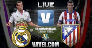 Supercopa de España 2014: Real Madrid vs Atlético de Madrid en vivo y en directo online