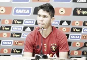 Atacante Osvaldo espera marcar gols contra São Paulo e ajudar Sport a vencer
