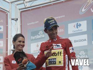 Contador no estará en China tras la caída en Lombardía