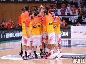 Mundial España 2014: 1ª jornada Grupo A