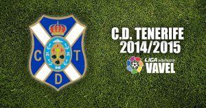 CD Tenerife 2014/2015: consolidación con altas miras