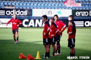 Osasuna - Barcelona B: puntuaciones de Osasuna, jornada 1