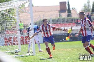 El Atlético B también conquista el derbi de filiales