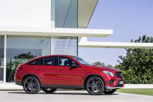 "Mercedes-Benz GLE Coupé: el ""anti-X6"""