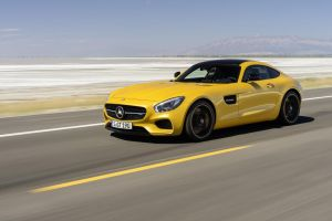 Mercedes-AMG GT viene a dar guerra