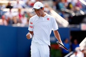 Djokovic sucumbe al poder samurai de Nishikori