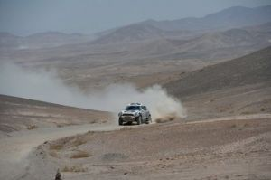 Dakar, ottava tappa ad Al-Attiyah e Karginov