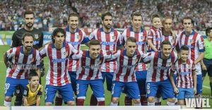 El Atlético de Madrid jugará una vez al mes un partido el sábado a las 16:00 horas