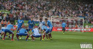 El Atlético de Madrid regresa a casa en Liga