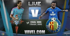 Celta de Vigo vs Getafe en vivo y en directo online