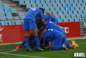 Fotos e imágenes del Getafe B 2 - 2 Socuéllamos, grupo 2 de Segunda Division B