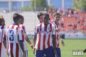 Duras sanciones para Mena y Keita en el Atlético B
