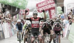 Nelson Soto repitió victoria en la Vuelta a Colombia y se quedó con la etapa 10