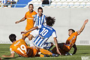 El Alavés saca un empate con sabor a victoria en la vuelta del Leganés a la Segunda División