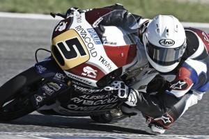 Montmelò, Moto3 - Fenati il più veloce sull'umido