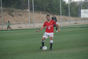 Un partido de suspensión para Manolo Martínez