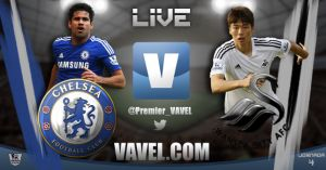 Live Chelsea vs Swansea, Premier League in diretta