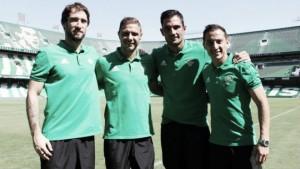 El Betis ya ha elegido a sus capitanes