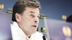 """Dieter Hecking: """"Tendremos que estar muy concentrados"""""""