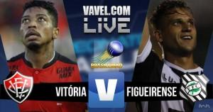Resultado Vitória x Figueirense pelo Brasileirão 2016 (4-0)