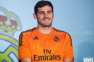 """Casillas: """"Tenemos una buena plantilla, más veterana y madura"""""""