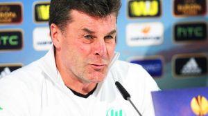 """Dieter Hecking: """"Queremos disfrutar del partido"""""""