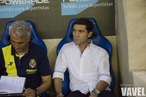 """Marcelino: """"Era muy importante para todos el volver a entrar en Europa"""""""